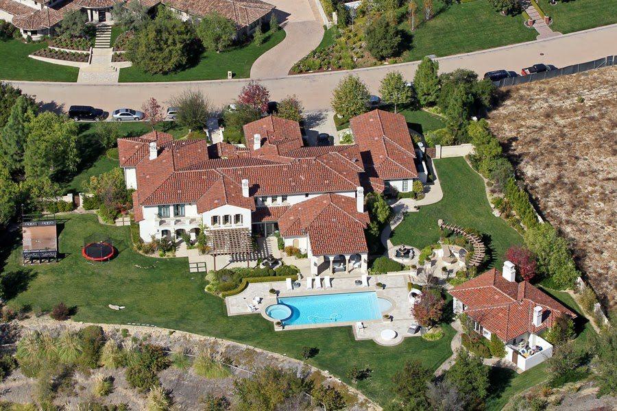 Khloe's house