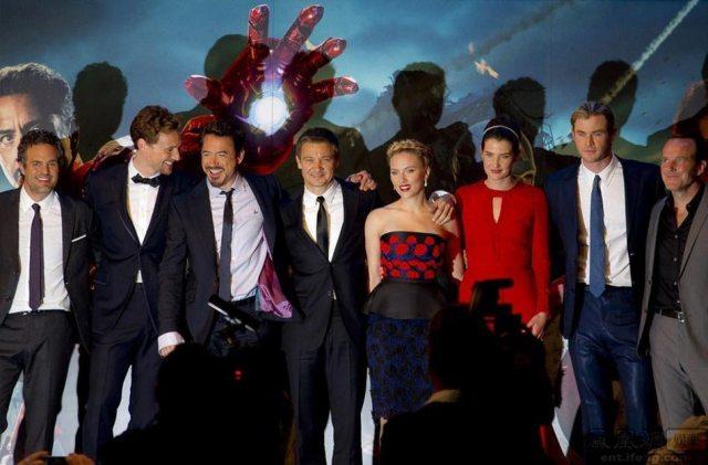 Robert Downey Jr.'s height 3