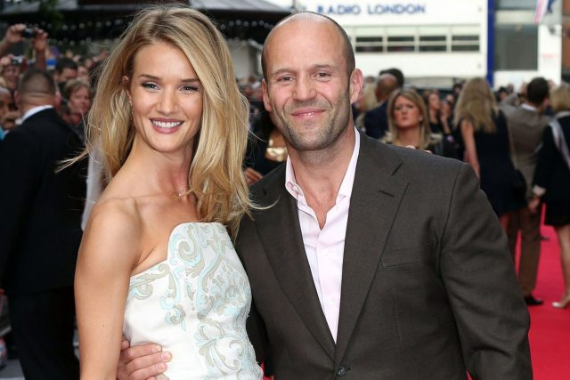 Jason Statham married 8