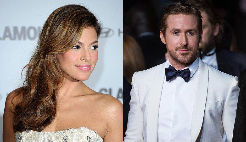 Ryan Gosling's wife 4