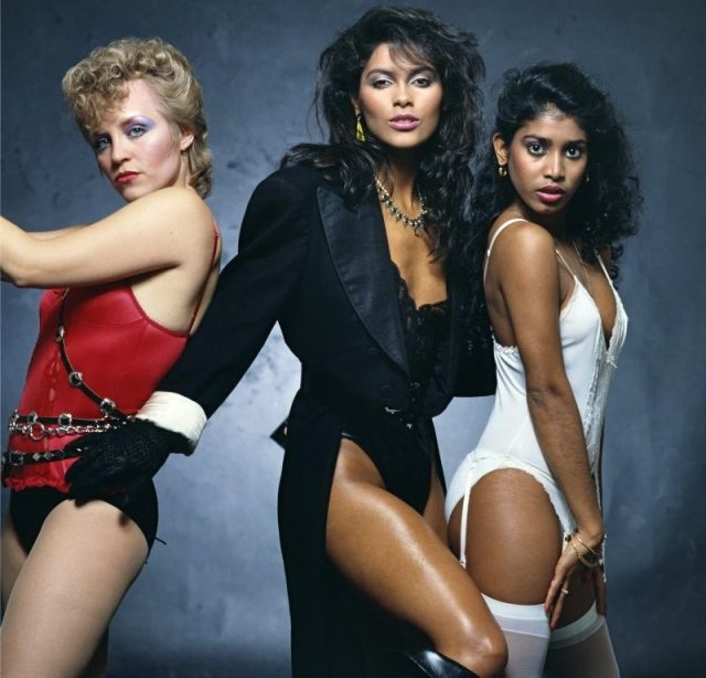 "80s girl trio ""Vanity 6"""