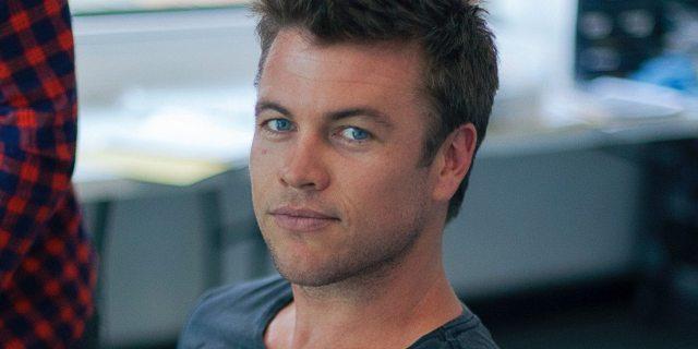 Liam Hemsworth's brother Luke