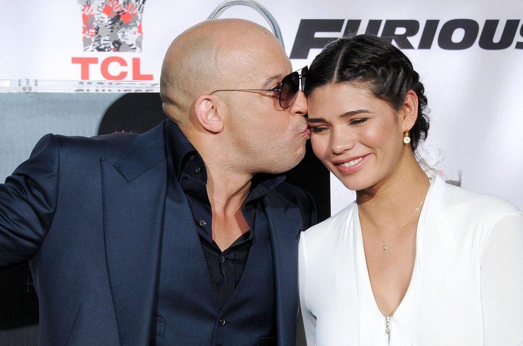 Vin Diesel Wife Girlfriend Daughter