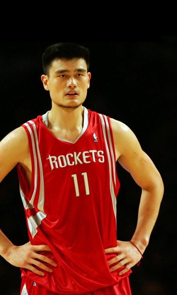 Yao Ming Height Weight Waist Chest Neck And Shoe Size