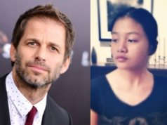 autumn snyder and dad, zack snyder