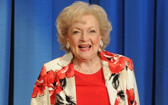 Betty White dead