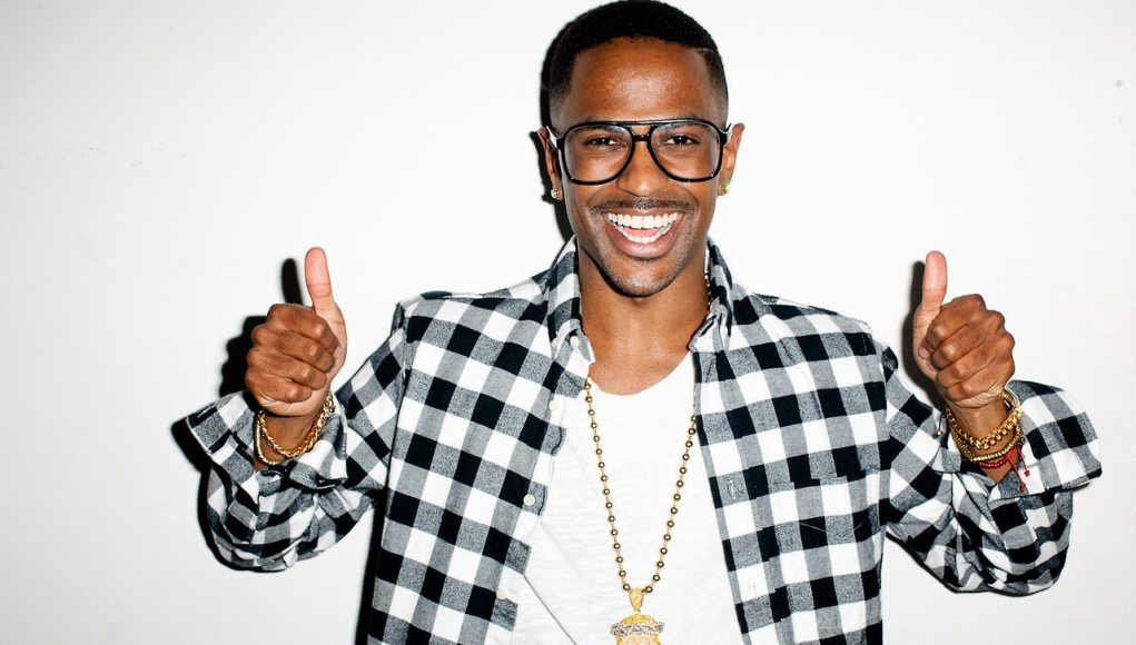 Big Sean's height dpdp