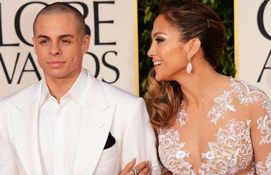 Jennifer Lopez husbands dp