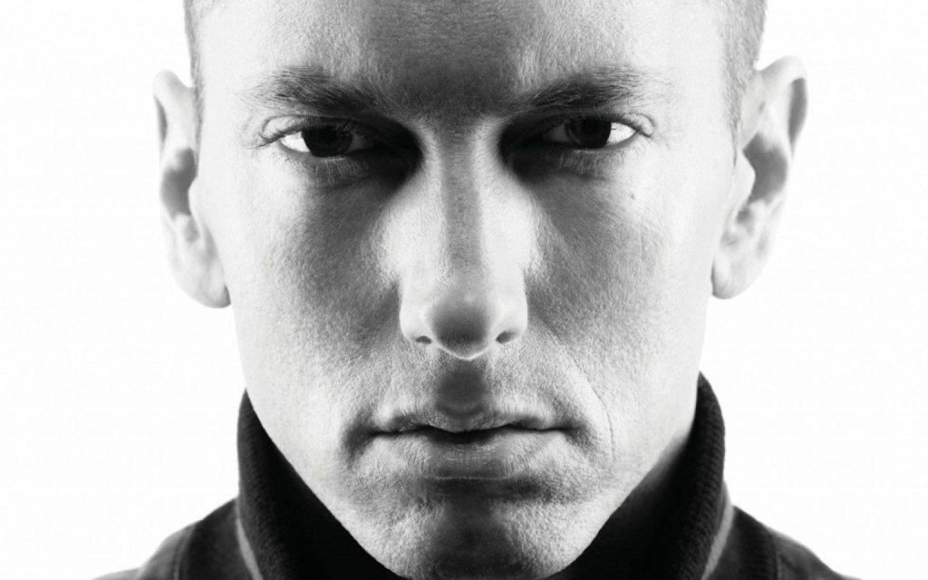 Eminem's height 2