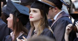 Emma Watson's education