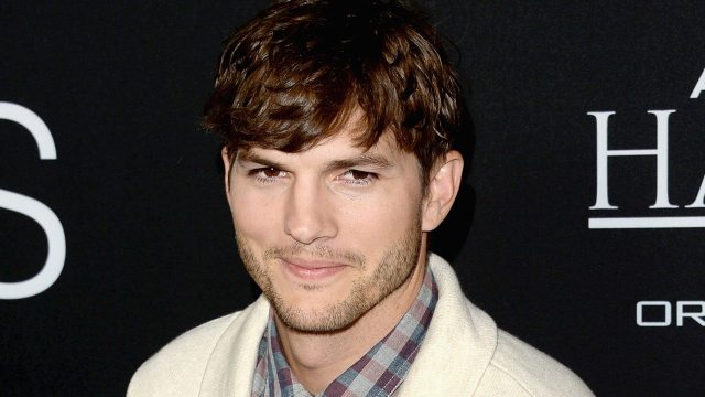 Ashton Kutcher's height