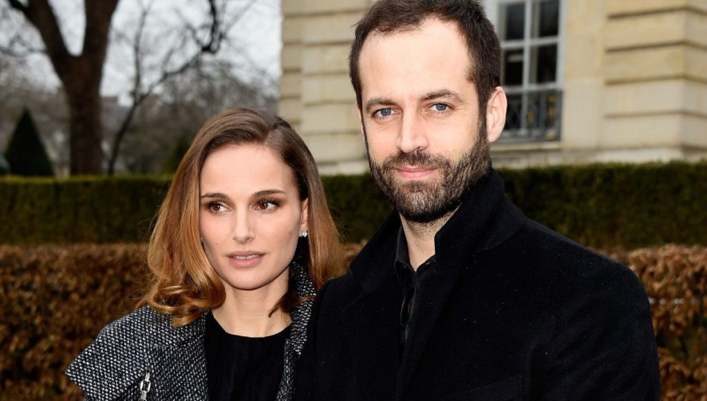 Natalie Portman's husband dp