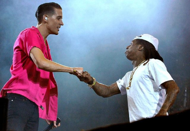 G-Eazy and Lil Wayne