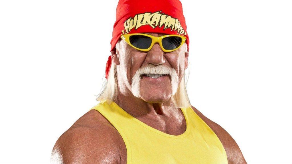 Hulk Hogan's height 1
