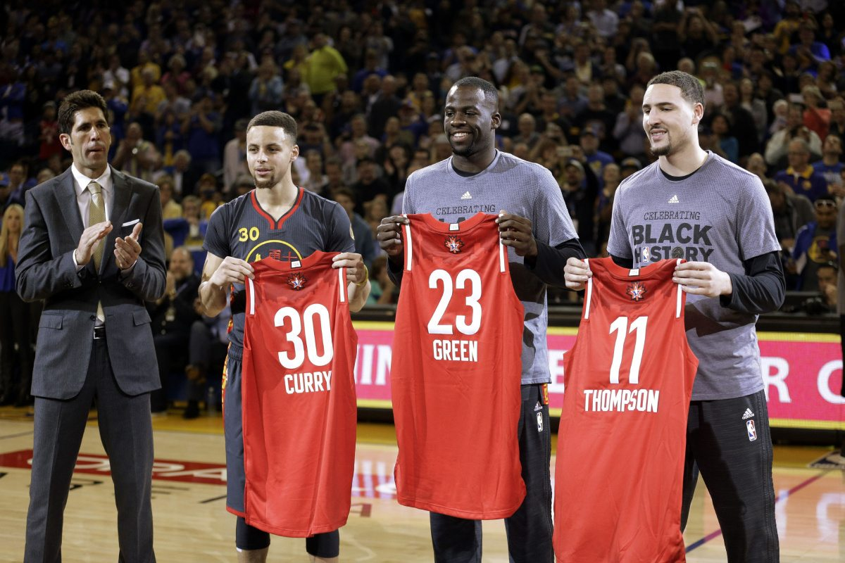 Stephen Curry's height 1