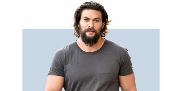 Jason Momoa's height 1