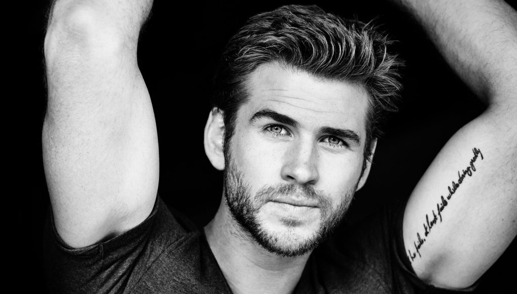 Liam Hemsworth's height dp