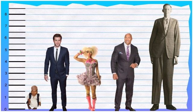 Liam Hemsworth's height 5