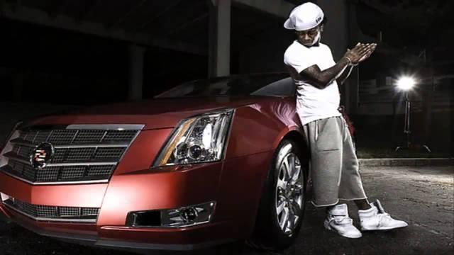 Lil Wayne's tattoos cars