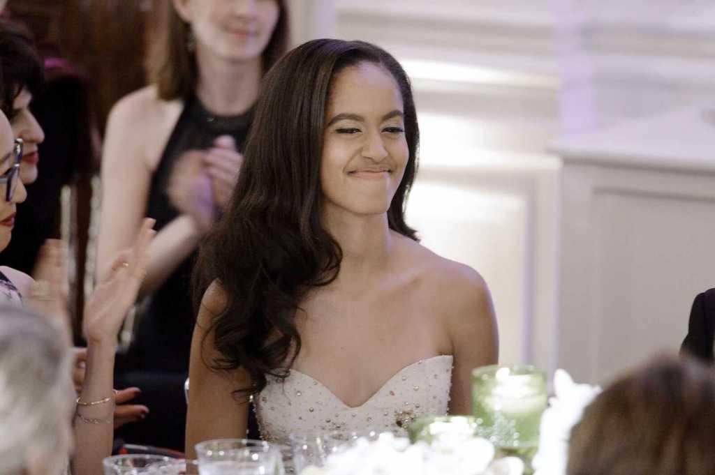 Barack Obama's daughter 01