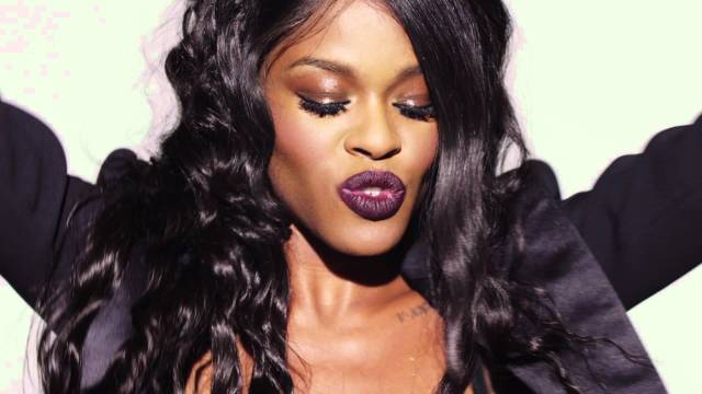 Azealia Banks height 2