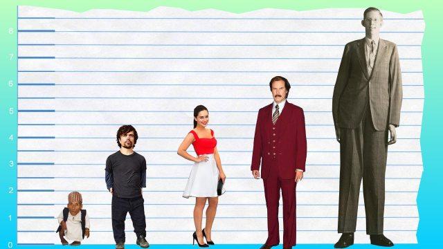 Peter Dinklage's height