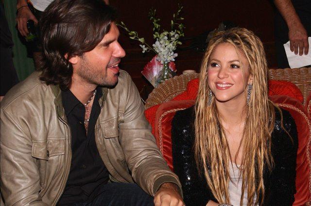 Shakira's husband 1