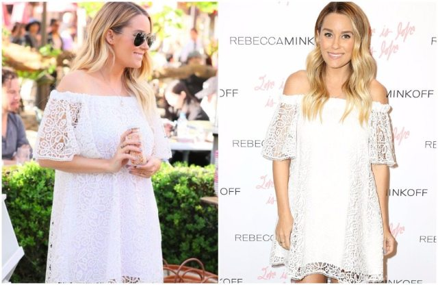 Lauren Conrad's height 5