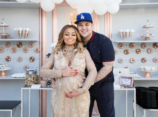 Blac Chyna's height pregnancy