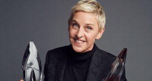 Ellen DeGeneres height dp