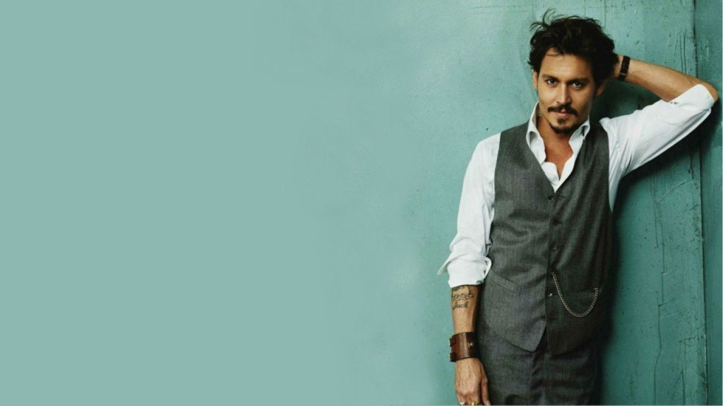 Johnny Depp's Height, Weight And Body Measurements