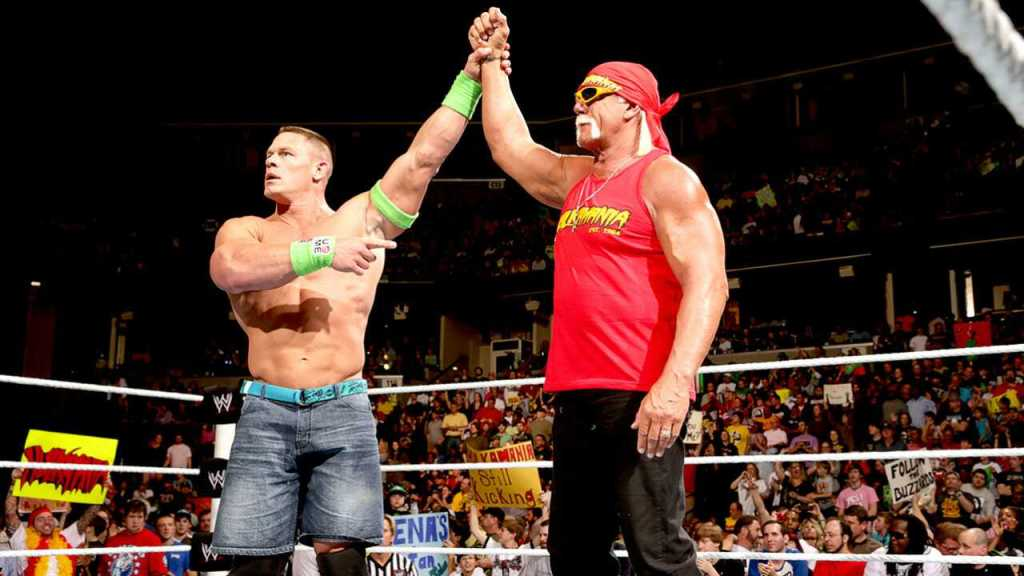 Hulk Hogan's height 5