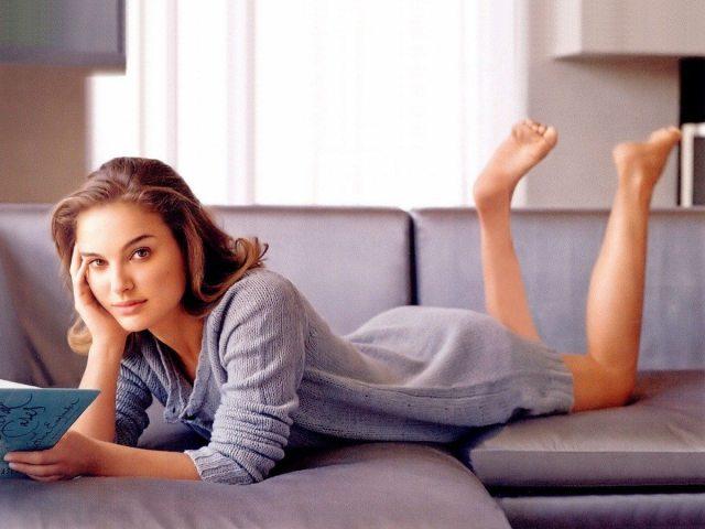 Natalie Portman's height 6