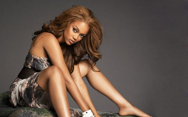 Tyra banks height 2