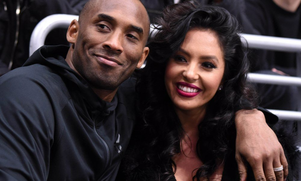 Kobe Bryant's wife 5