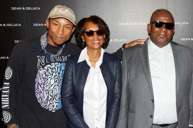 Pharrell Williams wife 7