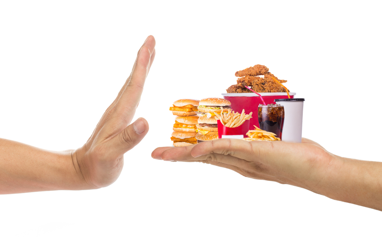 does junk food stunt your growth