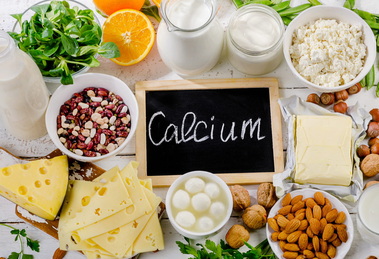 height increasing foods calcium