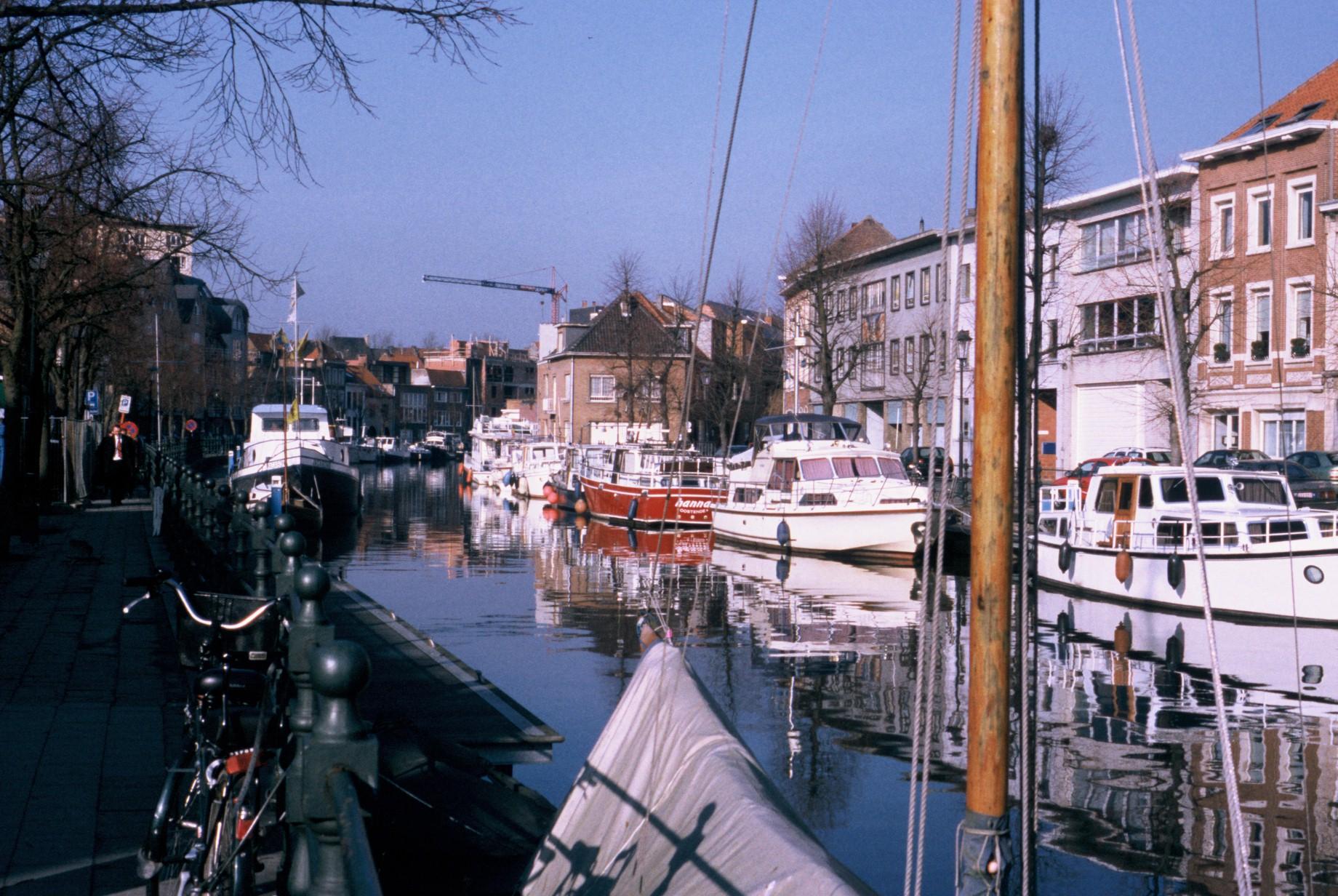 Jachthaven Dijle