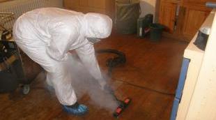 crime scene cleaning plaats Delict