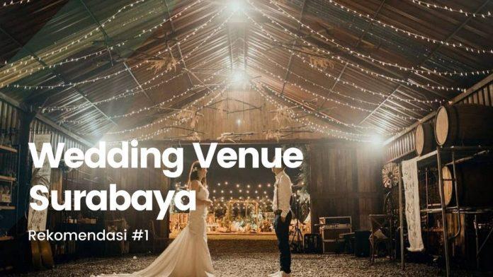 Gedung Pernikahan Surabaya