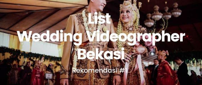 Wedding Videographer Bekasi