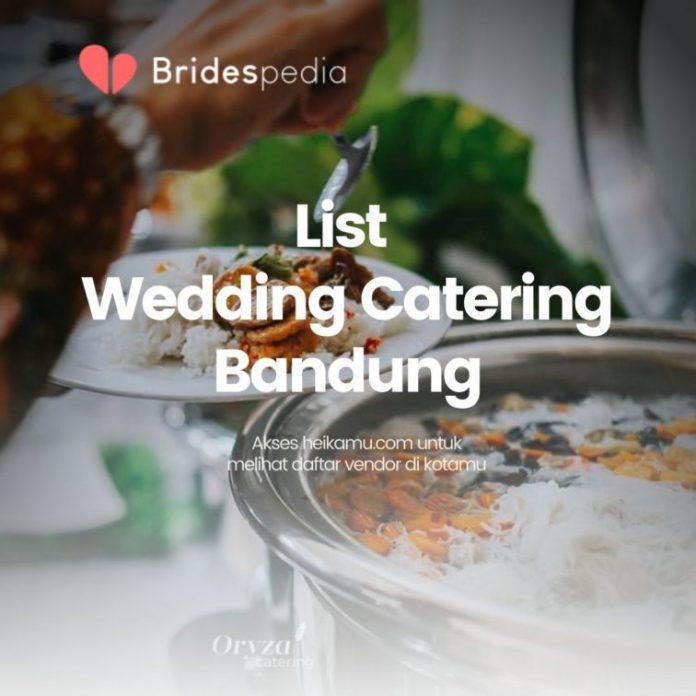 Wedding Catering Bandung