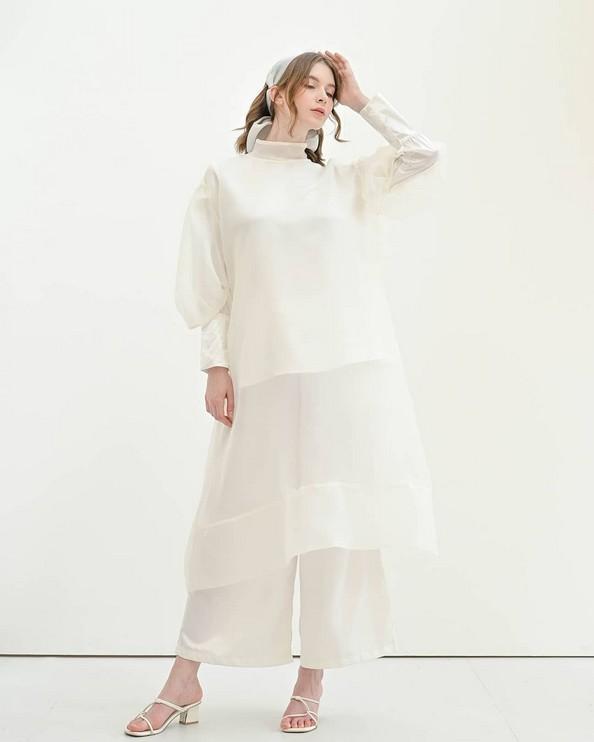dress code putih kondangan