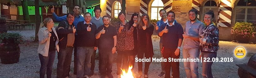 Social-Media-Stammtisch Franken