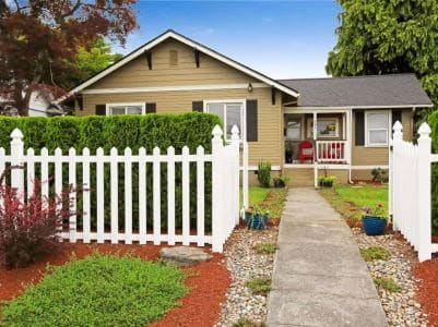 install residential fencing kirkland