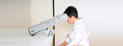 Photon-Wave-Lichttherapie in der Naturheilpraxis Christiane Thomaßen