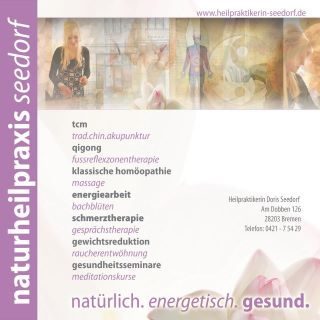 Doris Seedorf produziert Meditations CD s
