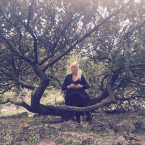 Doris Seedorf Heilpraktikerin und meditationslehrerin, Qigong Trainerin, transformationscoach und Medium aus Bremen