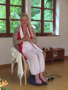 Spirituelle Wegbegleitung und Heilung Heilpraktikerin Doris Seedorf